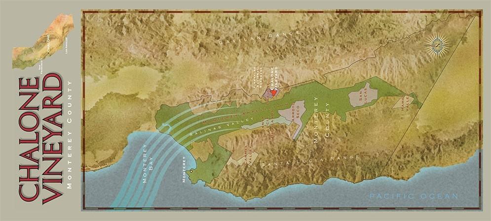 Chalone map