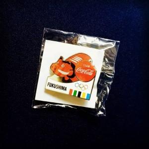 コカ・コーラ 東京オリンピック ピンズ26
