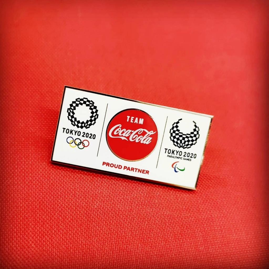 コカ・コーラ 東京オリンピック ピンズ28